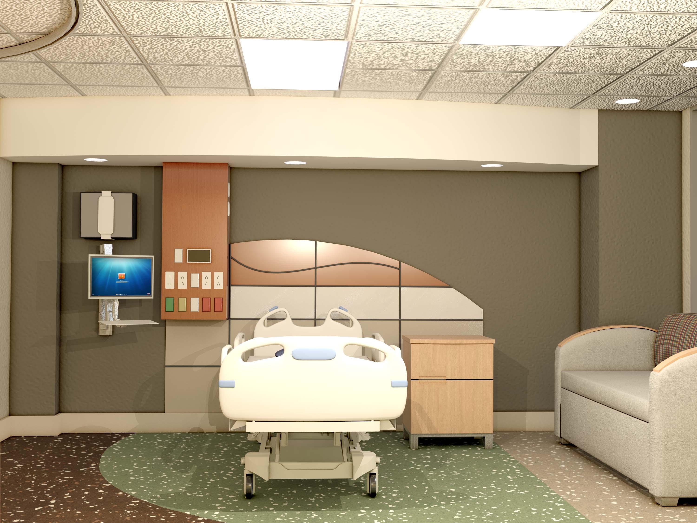 Renovate 7 South Nursing Unit