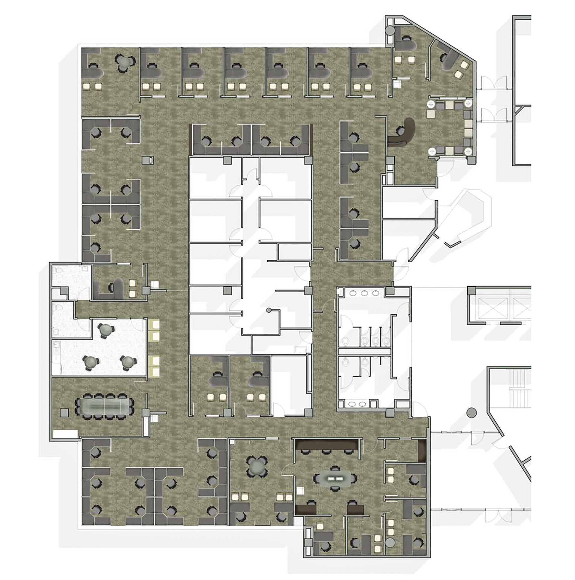 12-10.08 – (LIGHTER) Rendered Floor Plan Scheme B.psd