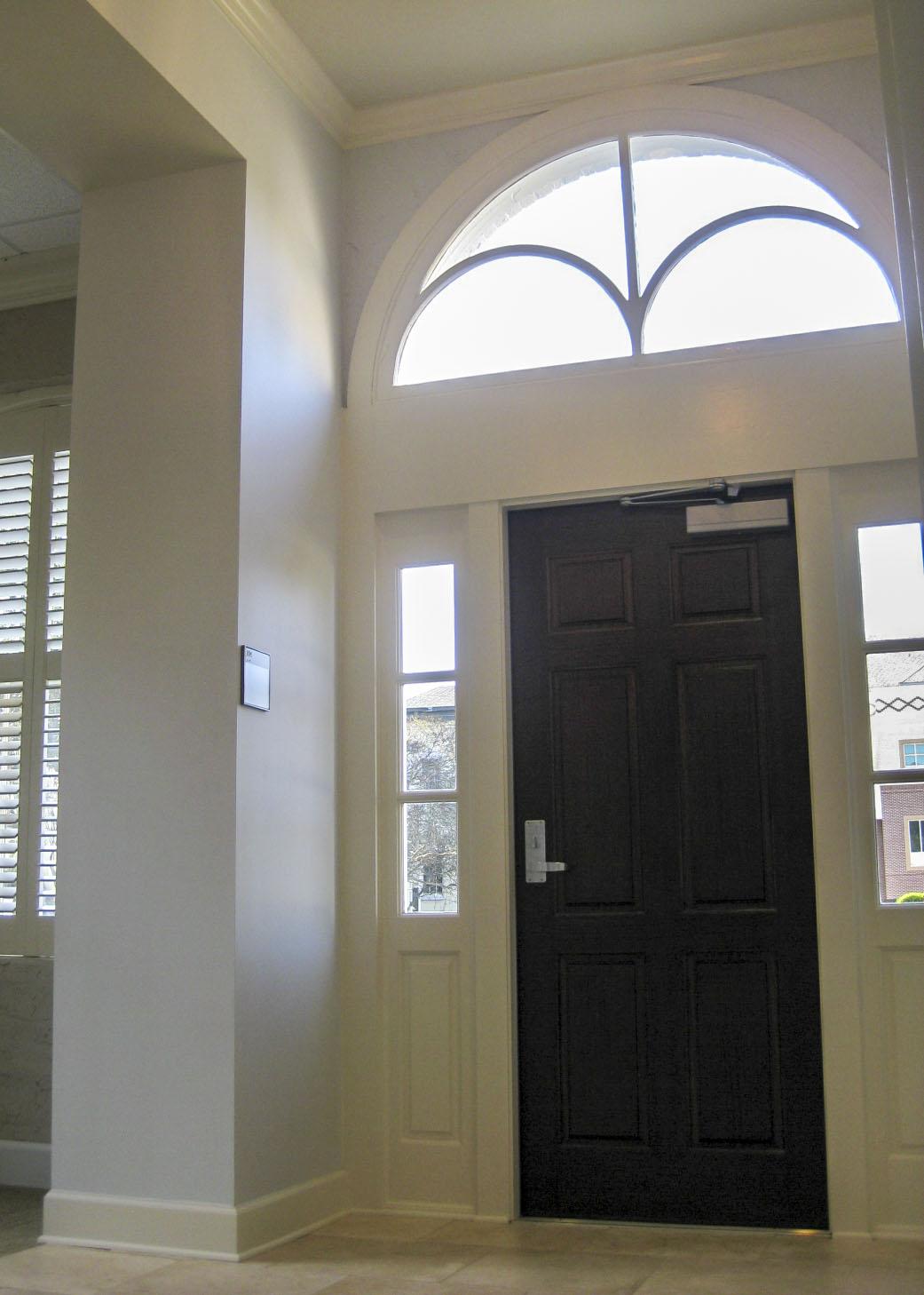 Interior (Front Door)