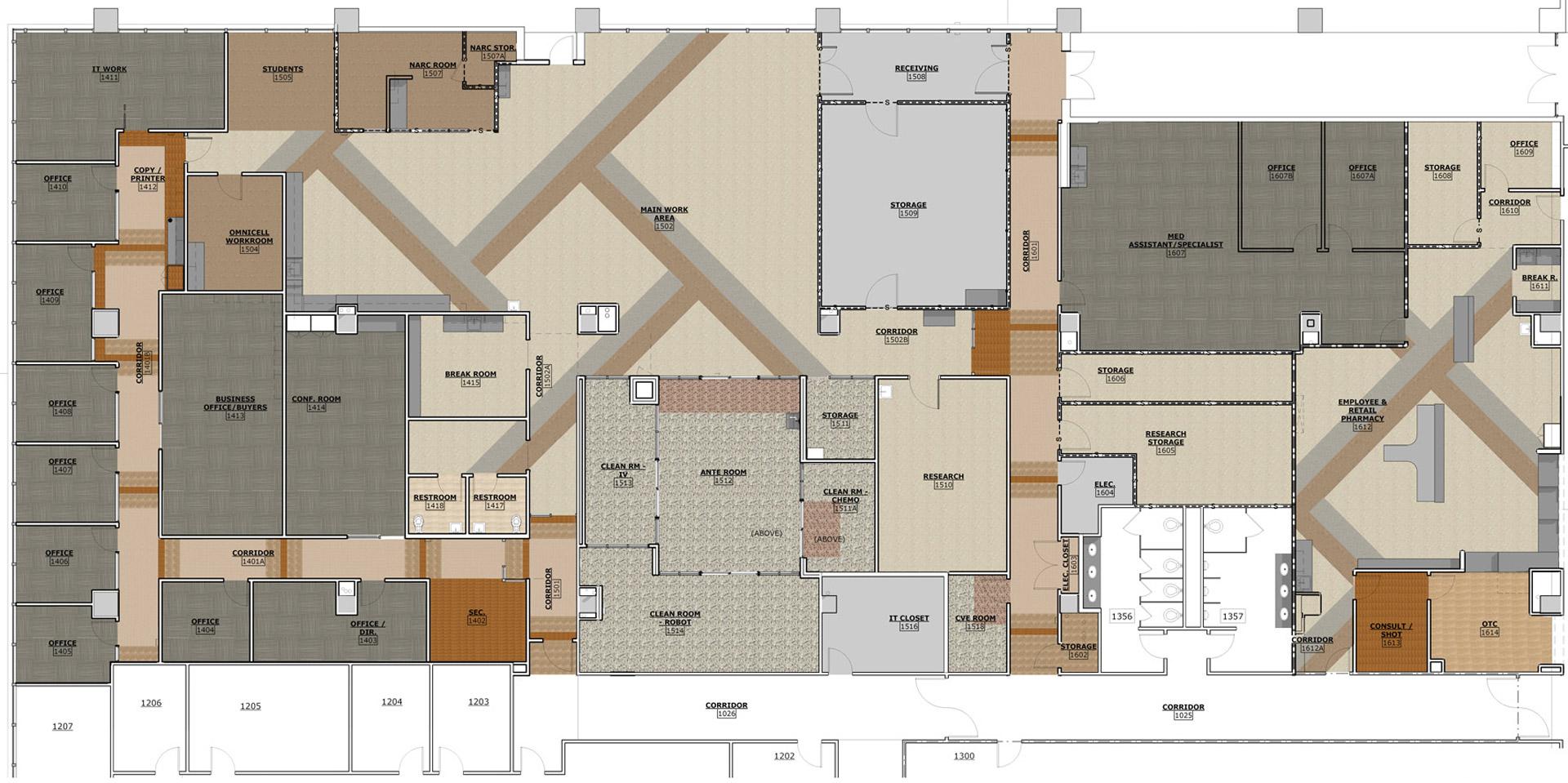 Flooring-Plan